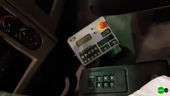 Recolector carga trasera CROSS 16 - 4