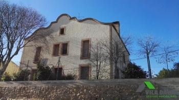 Casa única (cerca d'Agramunt)