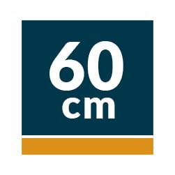 Campana Decorativa Edesa 60cm