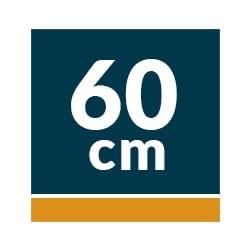 Campana Decorativa AEG 60cm