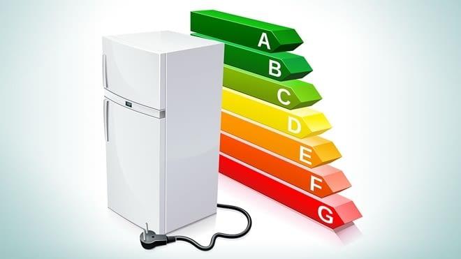 Elige el frigorífico más eficiente y ahorra energía