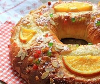 6 de Enero -Roscon de Reyes-