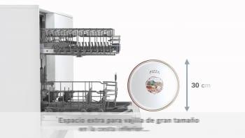 ¿ Qué es la cesta Rackmatic de Bosch ? Lavavajillas ¡al dente!