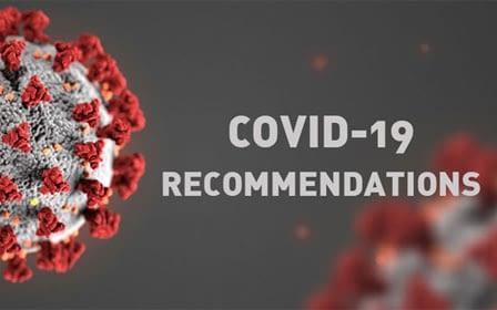 Recomendaciones de filtrado de aire y ventilación frente al virus COVID-19