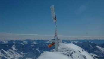 El Pirineo de Lérida registra la temperatura más baja de la historia en la península con 34,1 bajo cero