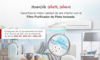 PROMOCIÓN Cuídate, Cuídalos - Mitsubishi Electric