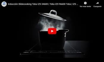 Teka IZS 34600 DMS Encimera Inducción SlideCooking 60cm 4 Zonas - 4