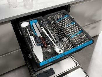 Lavavajillas Electrolux ESF9515LOX | Inox | 60 cm | 14 cubiertos | 3a Bandeja | Motor Inverter | Clase D - 3