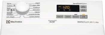 Lavadora de Carga Superior Electrolux EW6T5621AI | 6Kg | 1200rpm | PerfecCare SensiCare | Clase F - 3