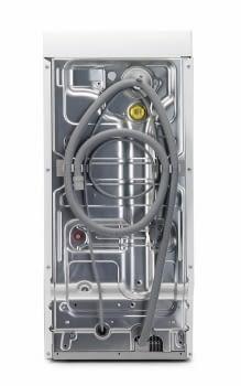 Lavadora de Carga Superior Electrolux EW6T5621AI | 6Kg | 1200rpm | PerfecCare SensiCare | Clase F - 6