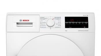 Secadora Bosch WTW87641ES Condensación Bomba Calor Premium A+++   - 4