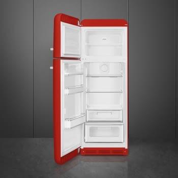 Frigorífico Dos Puertas Smeg FAB30LRD3 Retro Años 50 Color Rojo A+++ 172cm Altura | Apertura Izquierda | ¡Envío Gratis! - 2