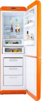 Frigorífico Combi Retro Smeg Naranja FAB32ROR5 | Años 50 | Bisagra Derecha |  Envío + Instalación + Retirada Gratis - 2