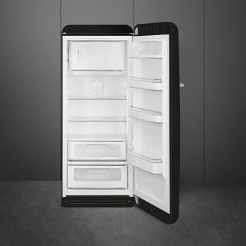 Frigorífico-Congelador Retro Negro Smeg FAB28RBL5   Estética Años 50   Apertura Derecha   Envío + Instalación + Retirada Gratis - 2