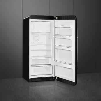 Frigorífico-Congelador Retro Negro Smeg FAB28RBL5   Estética Años 50   Apertura Derecha   Envío + Instalación + Retirada Gratis - 3