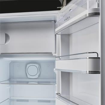 Frigorífico-Congelador Retro Negro Smeg FAB28RBL5   Estética Años 50   Apertura Derecha   Envío + Instalación + Retirada Gratis - 4