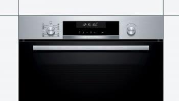 Horno Bosch HBG5780S0 Pirolítico | Inox Antihuellas | 30 Recetas | Calentamiento 3D Profesional | Display LCD - 2
