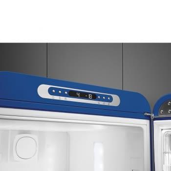 Frigorífico Combi Retro Azul Smeg FAB32RBE5 | No Frost | Retro Años 50 | Iluminación Led | Bisagra Derecha | Envío + Instalación + Retirada Gratis - 5