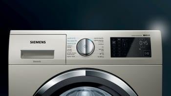 Siemens WM14T79XES Lavadora iQ500 Inoxidable Antihuellas 9Kg | 1400rpm | 30% menos consumo que A+++ - 2