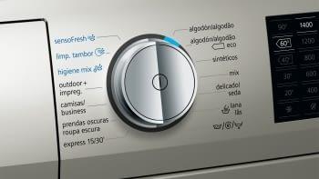Siemens WM14T79XES Lavadora iQ500 Inoxidable Antihuellas 9Kg | 1400rpm | 30% menos consumo que A+++ - 3