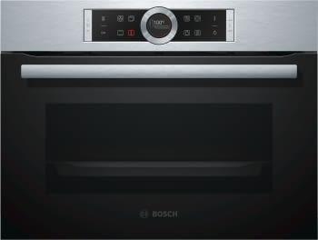 Bosch CBG633NS3 Horno Compacto Multifunción | Gourmet 10 recetas almacenadas