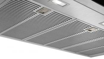 Campana decorativa de pared Bosch DWB98PR50 en Acero inoxidable de 90 cm a 843 m³/h   WiFi Home Connect   Motor EcoSilence A+   Serie 8 - 3