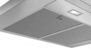 Campana decorativa de pared Bosch DWB77CM50 en Acero inoxidable de 70 cm a 671 m³/h | Motor EcoSilence A | Serie 6 - 4