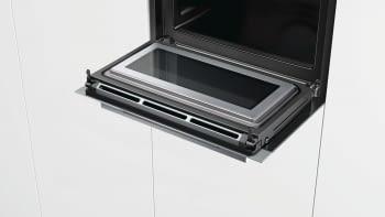 Siemens CM676G0S6 Horno Compacto con Microondas | Acero Inoxidable | Promocionado - 3