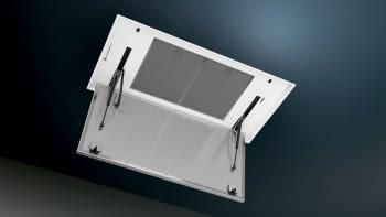 Extractor de Techo Siemens LR99CQS20 Blanco de 90 cm con una potencia de 933 m³/h | WiFi Home Connect | Motor iQdrive Clase A | iQ700 - 3