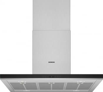 Siemens LF98BIP50 Campana techo isla 90cm Plateada | iQ500