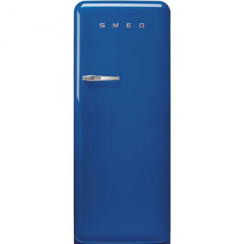 Frigorífico Retro Azul Smeg FAB28RBE5 | Años 50 Style | 151x60x68cm | Apertura Derecha | D | Envío + Instalación + Retirada Gratis