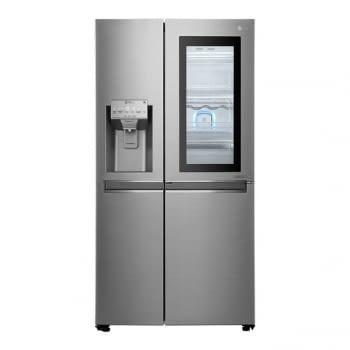 Frigorífico Americano LG GSI960PZAZ Inox Antihuellas Door in Door Dispensador agua y hielo Wifi | A++