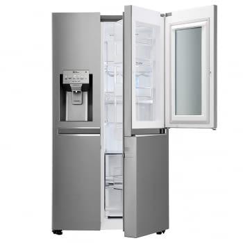 Frigorífico Americano LG GSI960PZAZ Inox Antihuellas Door in Door Dispensador agua y hielo Wifi | A++ - 3