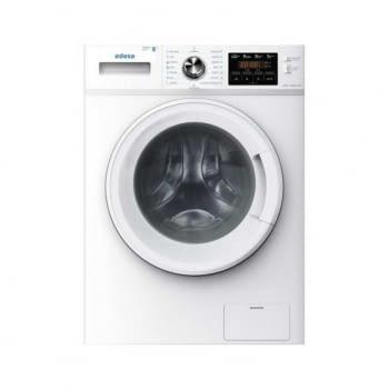 EDESA EWF-1480 WH Lavadora Blanca 8kg 1400 rpm | Detección Carga A+++