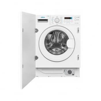 EDESA EWF-1480-I Lavadora Integrable Panelable 8kg 1400 rpm | Detección de carga | Programa rápido 15 min | A+++ | Stock