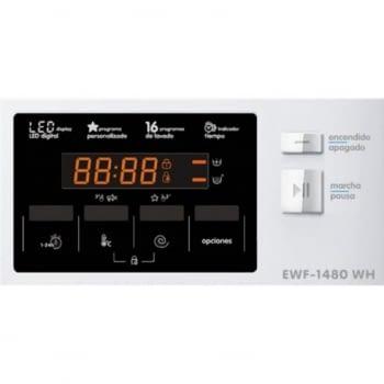 EDESA EWF-1480-I Lavadora Integrable Panelable 8kg 1400 rpm | Detección de carga | Programa rápido 15 min | A+++ - 2