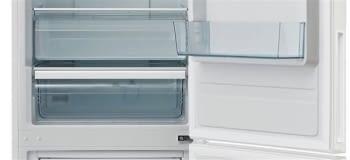 Combi EDESA EFC-2032 NF WH Blanco | Luz Led | No Frost | 2010 x 595 x 630 mm | A++ - 3