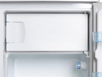 EDESA EFS-0812 WH Frigorífico + Congelador Vertical Blanco | 1 Puerta | 845 x 501 x 540 mm | A++ (Clase F 2021) | STOCK - 3