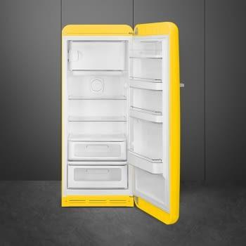 Smeg FAB28RYW3 Frigorífico-Congelador Amarillo 153x60x72,8cm | 1 Puerta | Apertura Derecha | A+++ | ¡Envío Gratis! - 2