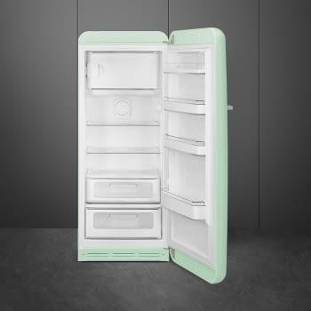 Smeg FAB28RPG3 Frigorífico-Congelador Verde 153x60x72,8cm | 1 Puerta | Apertura Derecha | A+++ | ¡Envío Gratis! - 2