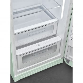 Smeg FAB28RPG3 Frigorífico-Congelador Verde 153x60x72,8cm | 1 Puerta | Apertura Derecha | A+++ | ¡Envío Gratis! - 7