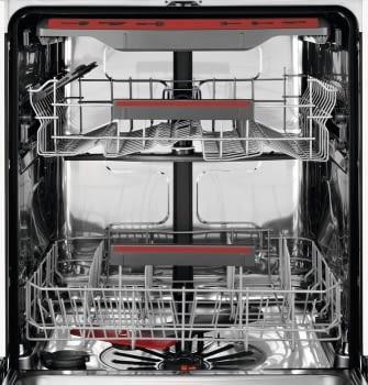 Lavavajillas AEG FFB53910ZM Inox de 60 cm capacidad de 14 servicios AirDry A+++ - 4
