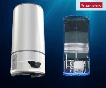 Termo Ariston Lydos 100L Híbrido Bomba Calor ACS | Envío Gratis | Stock - 2