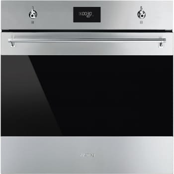 SMEG SF6301TVX Horno Termoventilado | 60cm Acero Inox A+ | Envío Gratis