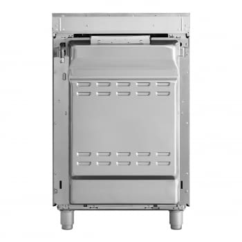 SMEG C6GMX9 Cocina de Gas | Diseño Clásico 60 x 60 | 1 Horno Eléctrico | Acero Inoxidable | A - 8