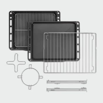 SMEG C6GMX9 Cocina de Gas | Diseño Clásico 60 x 60 | 1 Horno Eléctrico | Acero Inoxidable | A - 9