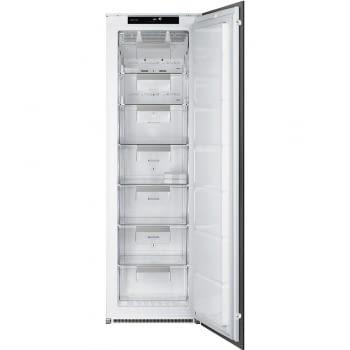 SMEG S7220FNDP1 Congelador Integrable 178 x 54 cm   A+   Envío Gratis