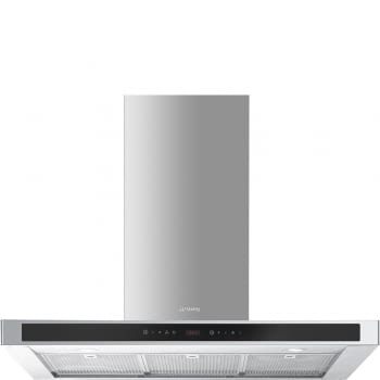 SMEG KS951NXE2 Campana decorativa de pared | 90 cm | Acero Inoxidable | 815 m³ | A+ | Envío Gratis