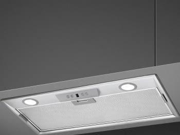 SMEG KSEG5XSA Grupo Filtrante Encastrable | 50 cm | Acero Inoxidable | 691 m³ | Envío Gratis