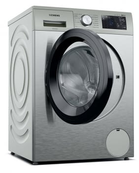 Lavadora Siemens WM14UPHXES Inox de 9 Kg a 1400 rpm | Autodosificación I-DOS | WiFi Home Connect | Motor iQdrive A+++ -30% | iQ500